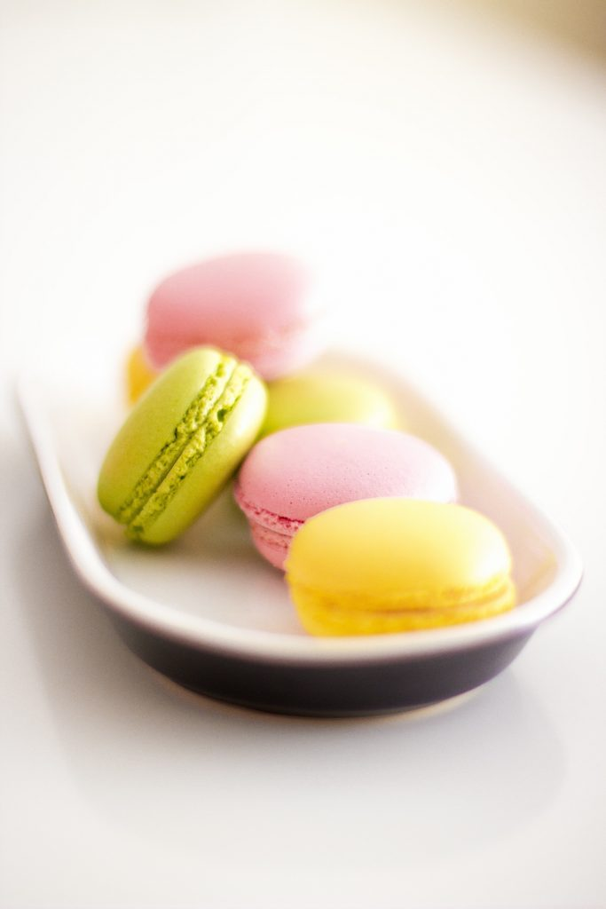 Why a blog might help your business stand out, even if your one of the one million macaron makers on Google