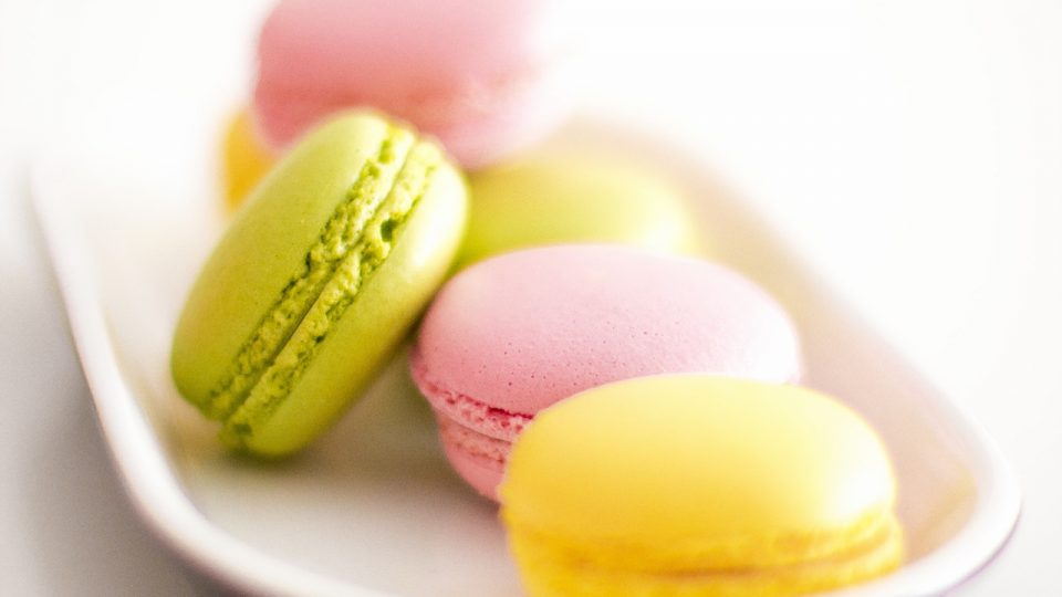 When there are a million macaron bakers, how do you make sure you stand out?