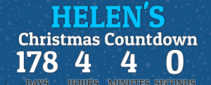The Christmas Countdown is on