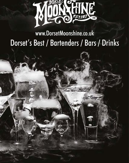 Dorset Moonshine - a guide to Dorset's best bars, bartenders & drinks