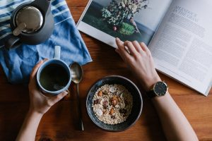 Content ideas for food brands on World Book Day