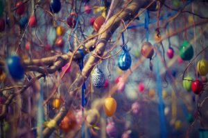 Make an Easter tree and other traditions