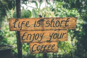 Show the coffee love this week, even if you're not in the coffee business