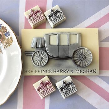 Chocolate Royal Wedding Coach