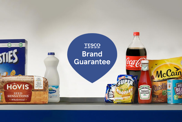 Tesco for better for worse