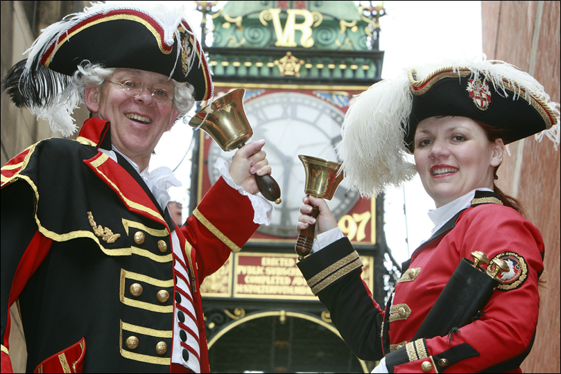 From town criers of yesterday to today's social media: the real power is still in your message
