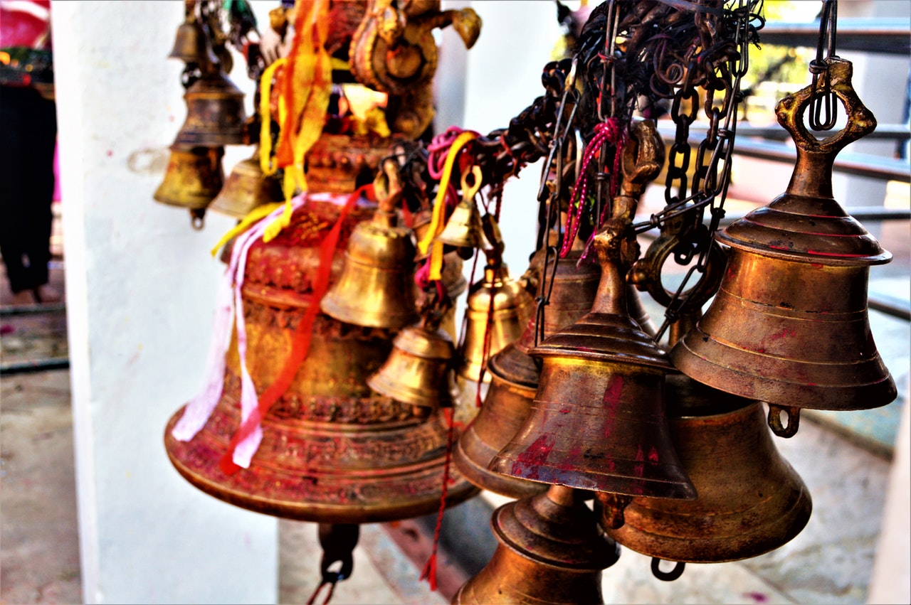 Ringing the bell for your message