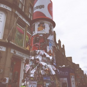 How is your business like the Edinburgh Fringe?