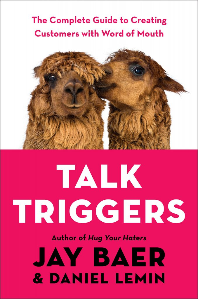 Talk Triggers by Jay Baer