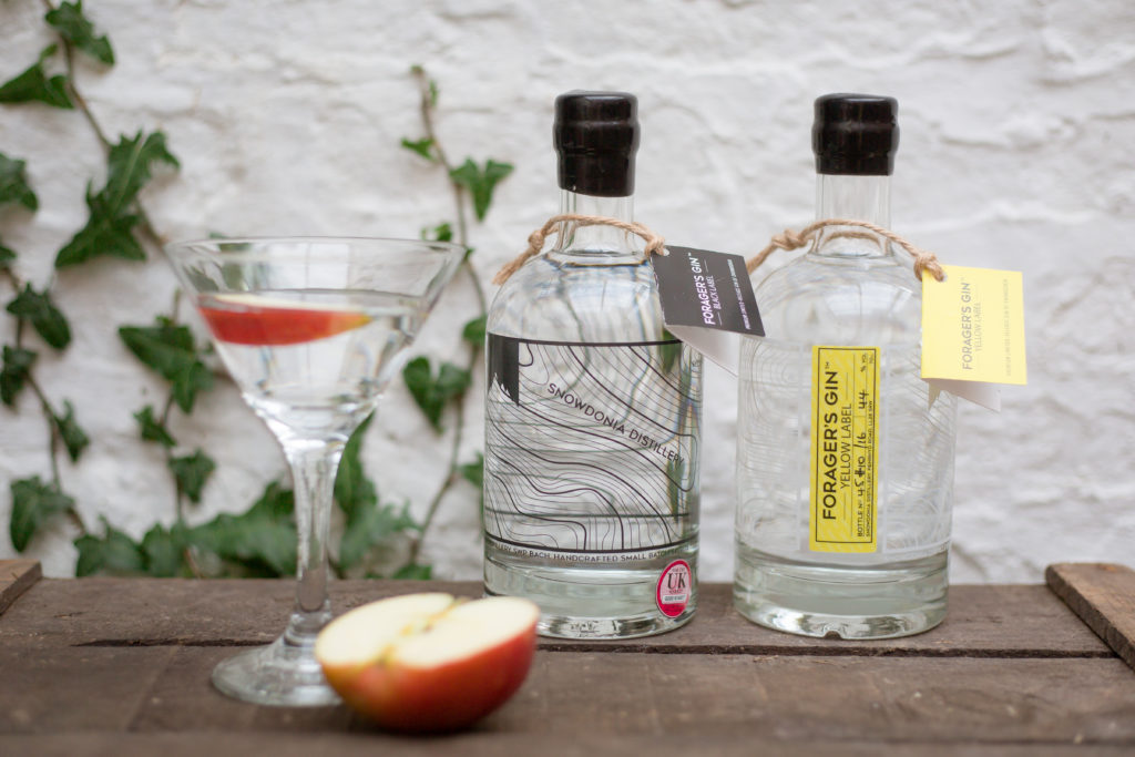 Foragers Gin at The High Street Delicatessen