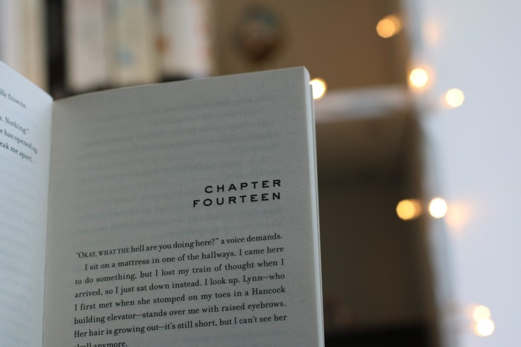 Update your story with your latest chapter