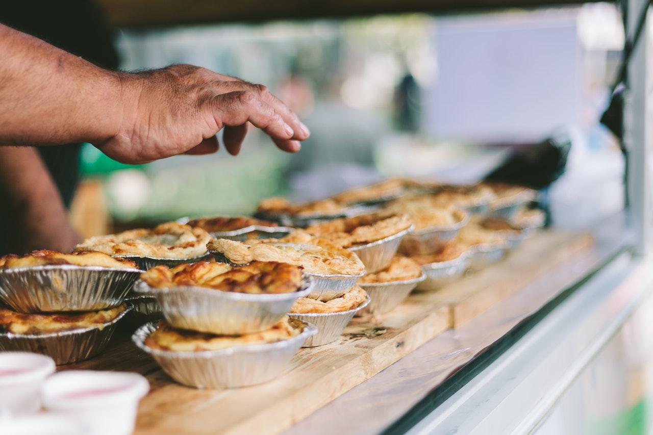 A pork pie at a vegan banquet: fads, trends, cultural change