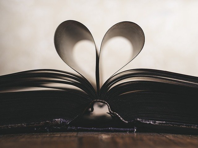 Forget Valentines, do book giving